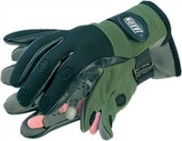 Jaxon Neoprene Gloves Fold Back Fingers