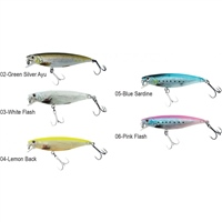 Savage Gear 3D Twitch minnow Sinking