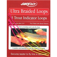 Airflo Trout Indicator Braided Loops