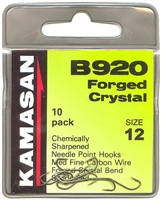 Kamasan B920 Forged Crystal Hooks