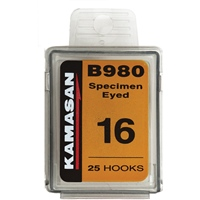 Kamasan B980 Eyed Hook
