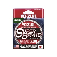 YO-ZURI Super 4X PE Braid 135m