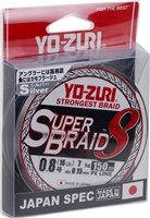 YO-ZURI Super 8X PE Braid 150m