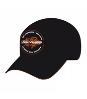 Kali-Kunnan Orange Baseball Cap