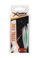 Kali-Kunnan X-Way Total Fire Long Casting Special Jig