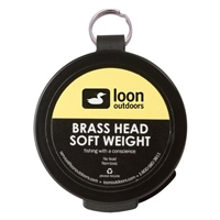 Loon Outdoors Brass Head Soft Weight
