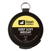 Loon Outdoors Deep Soft Weight Tunsten Putty