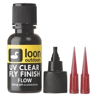 Loon Outdoors UV Clear Fly Finish Resin Flow