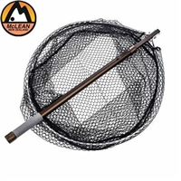 McLean Round Rubber Net