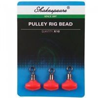 Shakespeare Pulley Rig Bead