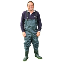 Shakespeare Sigma Cleated Sole Nylon Chest Wader