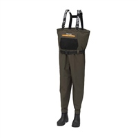 Prologic LitePro Breathable Chest Wader with EVA Boot