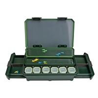 Greys Prodigy TackleBase Compact Fully Loaded Rig Box