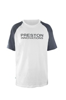 Preston Innovations White T-Shirt 2019