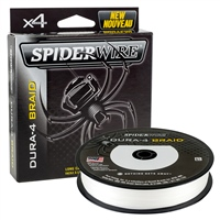 Spiderwire Dura4 Braid - Clear 150m
