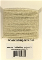 SemperFli Peeping Caddis Body Wool