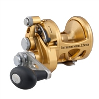 Penn INT12VISX International IV Multiplier Reel