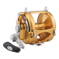Penn INT130VIS International IV Multiplier Reel