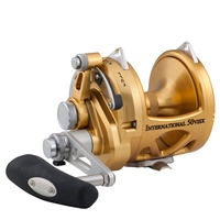 Penn INT50VISX International IV Multiplier Reel