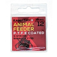 Kamasan Animal Feeder PTFE Hooks