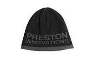 Preston Innovations Black/Grey Beanie Hat