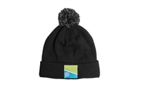 Preston Innovations Black/Grey Bobble Hat