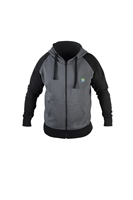 Preston Innovations Grey Zip Hoodie