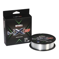 Mitchell MX3 Clear Monofilament