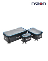 Daiwa N'ZON EVA 3pc Accessory Case Set 2