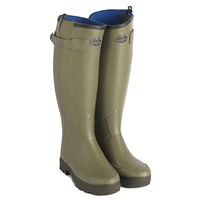 Le Chameau Chasseur 3mm Neoprene Lined Womens Boot