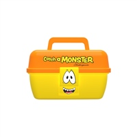 Shakespeare Catch a Monster Kids Play Tackle Box
