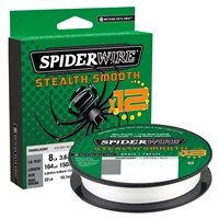 Spiderwire Stealth Smooth 12 Translucent 2000m