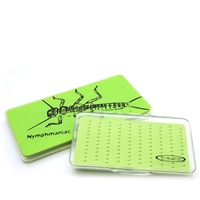 Vision Slim Nymphmaniac Silicone Fly Box