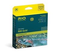 RIO Gold Maxcast Moss/Gold Fly Line