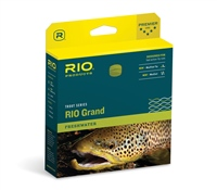 RIO Grand Maxcast Pale Green/Yellow Fly Line