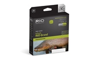 RIO InTouch Grand Green/Grey/Yellow Fly Line