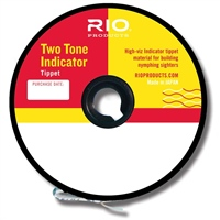 RIO 2-Tone Indicator Tippet 30yd