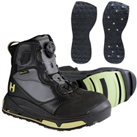 Hodgman Aesis H-Lock Wading Boot w/BOA - WadeTech Studded