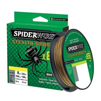 Spiderwire Stealth Smooth8 Camo Braid 150m
