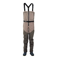 Hodgman Aesis Sonic Zip Stocking Foot Chest Wader