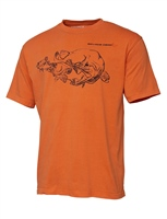 Savage Gear Cannibal Ink Tee - Sun Orange