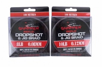 Korum Snapper Drop Shot Jig Braid 100m
