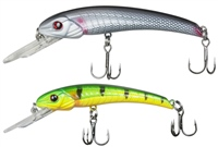 Korum Snapper Double Hard Deep Minnow Lure