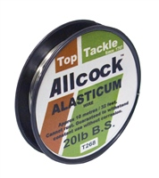 Allcock Alasticum Single Strand Wire 10m