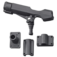 Kali-Kunnan Rod Holder with Multiple Fittings