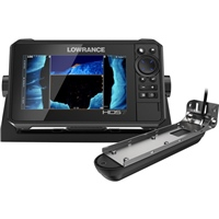 Lowrance HDS-7 Live 3 in 1 Fishfinder