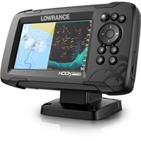 Lowrance Hook Reveal 83/200 HDI Fishfinder