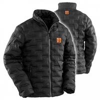 Vass VR40-9X Quilted Ultra Rib Coat