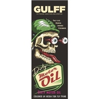 Gulff Motor Oil UV Fly Resin