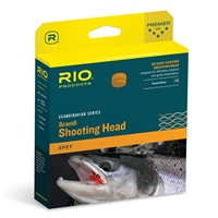 RIO Scandi Body Intermediate Camo Fly Line